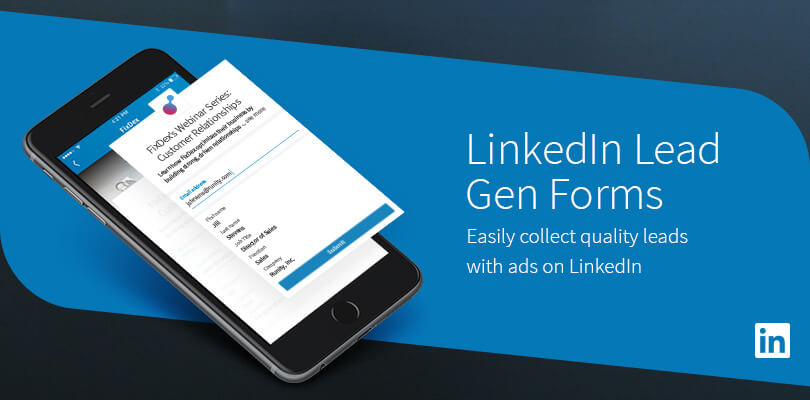 Linkedin Lead Gen Forms